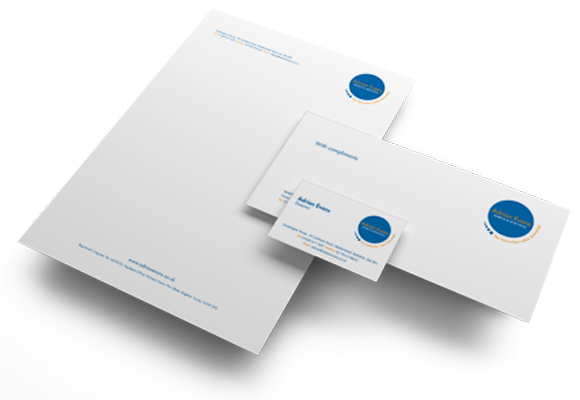 stationery letterhead design